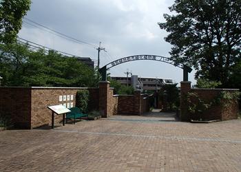 服部緑地都市緑化植物園ハーブ園改修工事