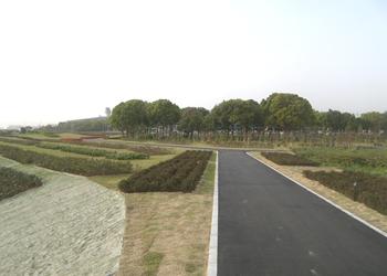 大阪国際空港周辺緑地(豊中Ⅰ)整備工事