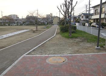 神野公園園路改修外工事