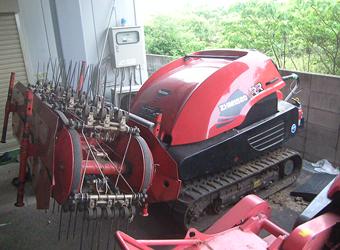 除草機械イメージ2