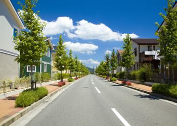 道路緑化イメージ